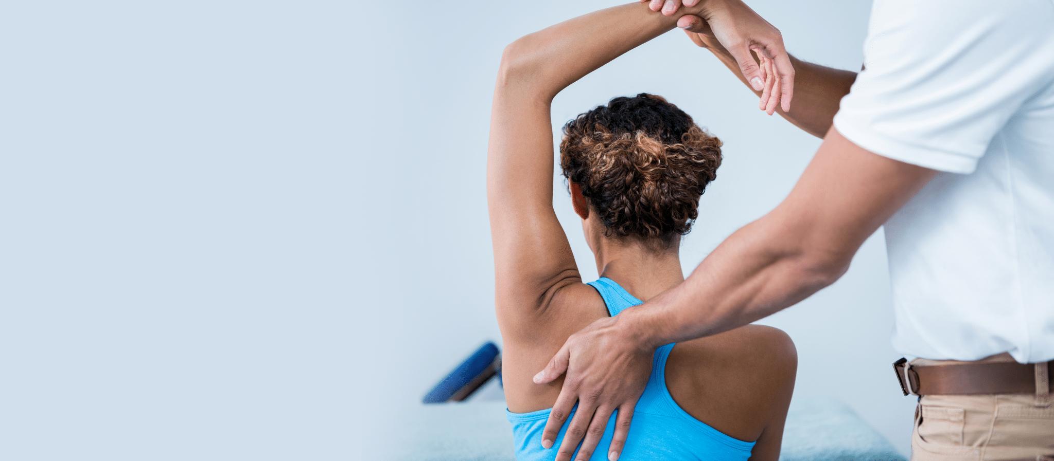 Header/ slider afbeelding - Fysiotherapie